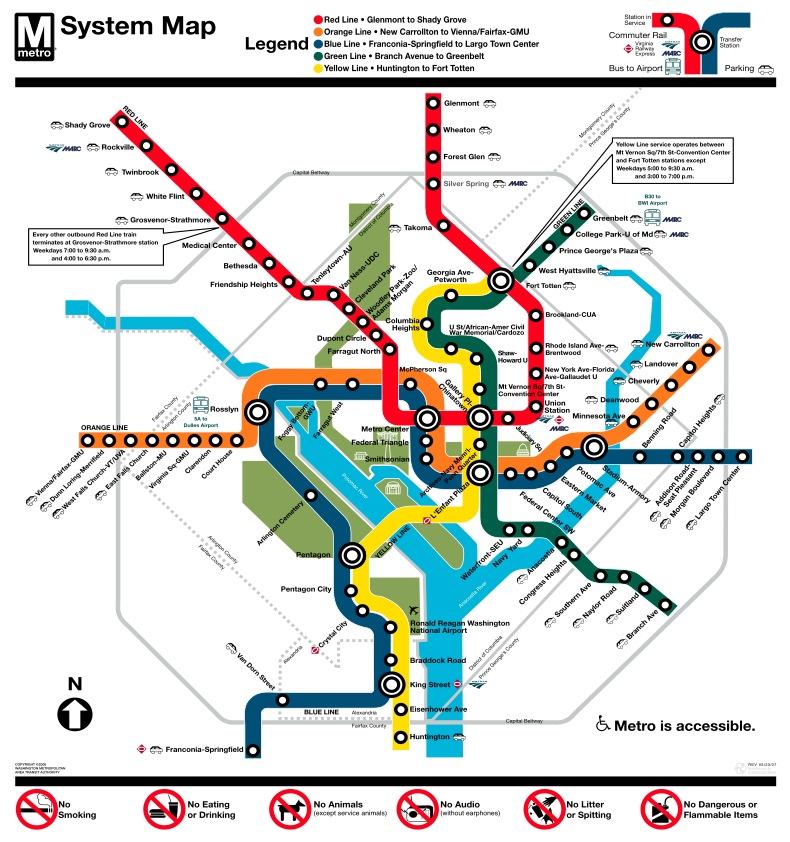 Metro System Dc Metro Plus Magazine