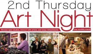 Second Thursday Art Night